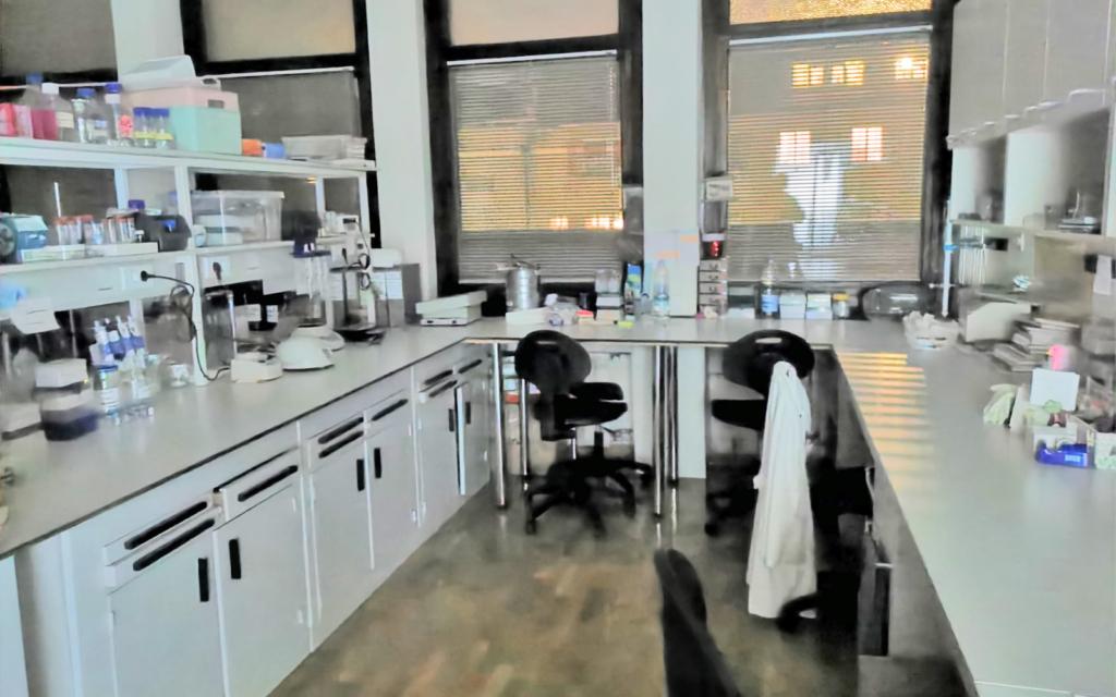 Hemijski fakultet laboratorija